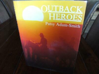 AU20 • Buy Outback Heroes....Patsy Adam-Smith