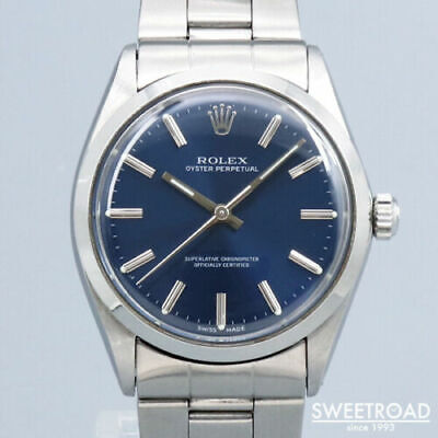 $ CDN6005.67 • Buy Rolex Oyster Perpetual Ref.1002 Vintage Cal.1570 Automatic Mens Watch Authentic