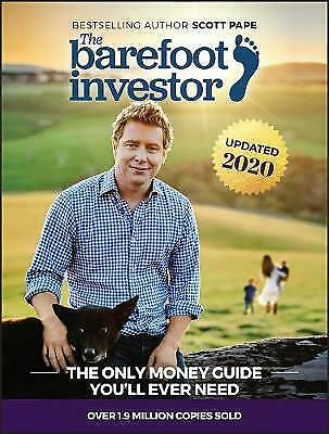 AU28.88 • Buy BESTSELLERS - The Barefoot Investor: The Only Money Guide Scott Pape 2018 Update