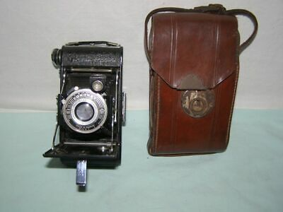 Old Bellows Camera From The XXth  Coronet  Made In England   • 80£