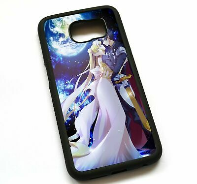 $ CDN16.75 • Buy Case Cover For Samsung Galaxy S20 S10 S9 S8 S7 S6 Anime Sailor Moon -188