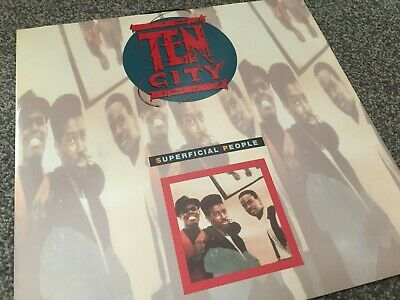 Tencity - Superficial People - 90s House - Buy 1 Get 1 Free On 12  Vinyl Records • 9.99£