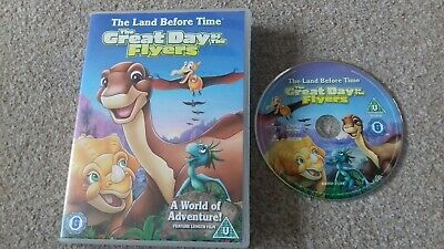 £2.79 • Buy Dvd Land Before Time The Great Day Of The Flyers