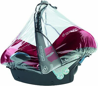 Maxi-Cosi Cabriofix / Citi / Pebble / Pebble Plus Car Seat Raincover Box Damaged • 15.93£