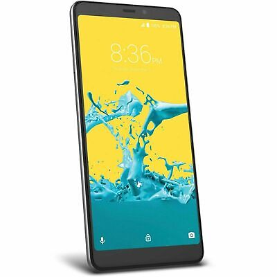 $114.99 • Buy Brand New!! ZTE Blade Max 2s 32GB Android Smartphone Factory Unlocked, 6  Screen