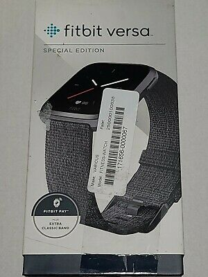 $ CDN134.07 • Buy Fitbit Versa FB505 Special Edition HR USED  Large Small