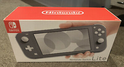 AU215 • Buy Nintendo Switch Lite 32GB Handheld Console - Grey