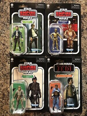 "$ CDN50 • Buy Star Wars The Vintage Collection Hasbro 3.75"" 2020 Action Figure Lot"