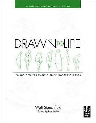 Drawn To Life: 20 Golden Years Of Disney Master Classes: Volume 1: The Walt... • 20£