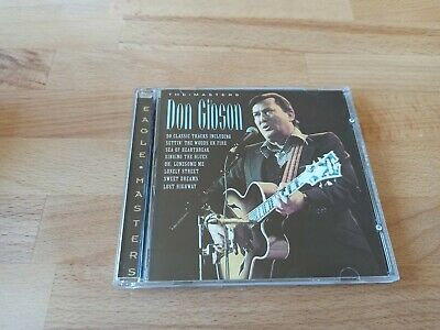 £7.34 • Buy Don Gibson - The Masters - Musik CD Album