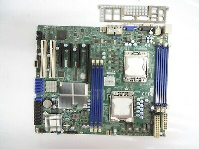 $ CDN149.02 • Buy SuperMicro X8DTL-3F LGA 1366 DDR3 VGA Intel 5500 E-ATX Dual Server Motherboard