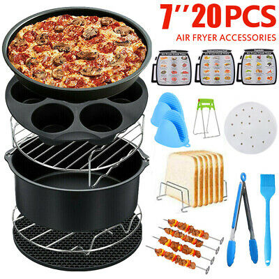 AU28.66 • Buy ❤️17PCS/7in Air Fryer Accessories Compatible With Philips Air Fryer FDACompliant