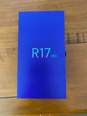 AU250 • Buy OPPO R17 Pro, Radiant Mist, 128gb, 6gb RAM, Pristine Condition