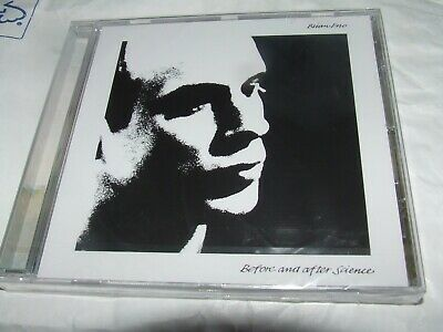 Brian Eno - Before And After Science CD NEW & SEALED  • 6.02£