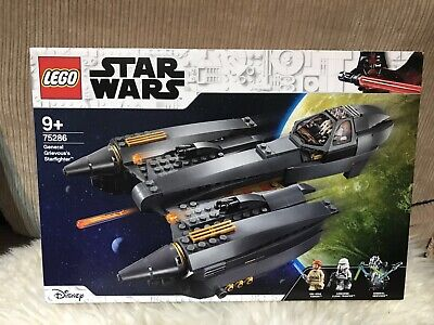 AU125.99 • Buy LEGO Star Wars 75286 General Grievous's Starfighter Sealed New Free Shipping