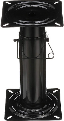 $ CDN53.14 • Buy Adjustable Boat Seat Pedestal Height Mounting Point Heavy Duty Post Plate 11-17