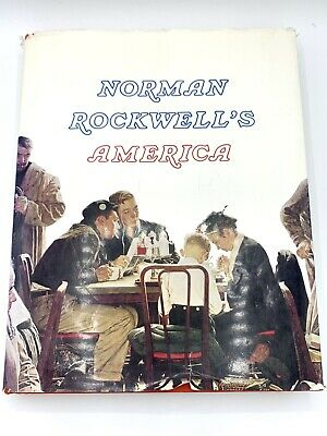 $ CDN19.77 • Buy Norman Rockwell's America 1985 Edition Hardcover Illustrated Coffee Table Book