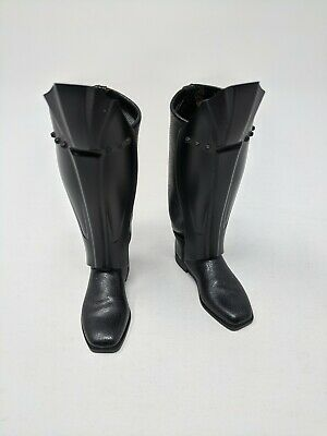 $ CDN37.66 • Buy Hot Toys MMS279 Star Wars Episode IV Darth Vader Boots W/ Shin Guards 1/6 Scale
