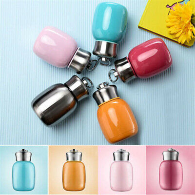 £8.69 • Buy 200ML Mini Travel Stainless Vacuum Flask Insulated Thermos Cup Water Bottle Mug