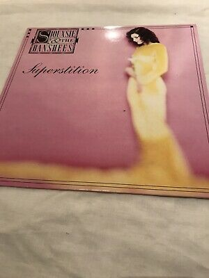 Siouxsie & The Banshees Superstition Vinyl LP Album UK 1991 1st Press Polydor • 20£