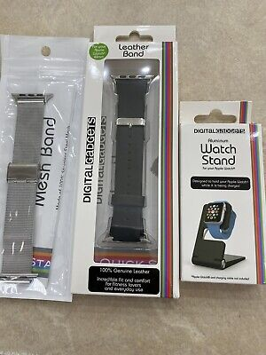 $ CDN19.82 • Buy Apple Watch Series 3 42mm Wristbands And Stand Brand New In Box