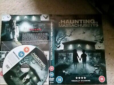 A Haunting In Massachusetts [DVD] Disc And Sleeve • 1.94£