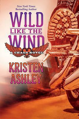 AU59.75 • Buy Wild Like The Wind By Kristen Ashley (English) Paperback Book Free Shipping!