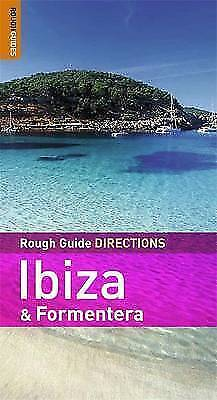 Rough Guide DIRECTIONS Ibiza & Formentera, Stewart, Iain & Rough Guides, Used; G • 3.13£
