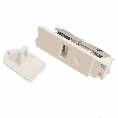 £11.99 • Buy Fits Indesit IS70C ISL Series Tumble Dryer Door Latch Kit Models Listed