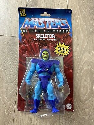 $40 • Buy MOTU Ultimate SKELETOR Classics Figure - Masters Of The Universe By Super 7