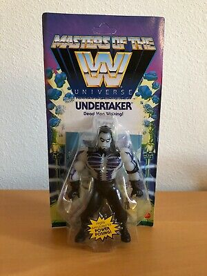 $29.99 • Buy Masters Of The WWE Universe - Undertaker - NEW IN-HAND For Openers