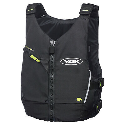 Yak Kallista 50N Buoyancy Aid 2020 - Black • 52£