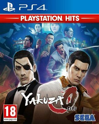 AU39 • Buy Yakuza 0 PS4 Playstation 4 Brand New Sealed