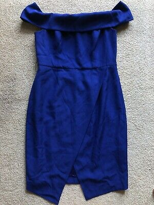 AU60 • Buy FOREVER NEW Blue Formal Dress Size 16 New With Tags (Missing Original Belt)