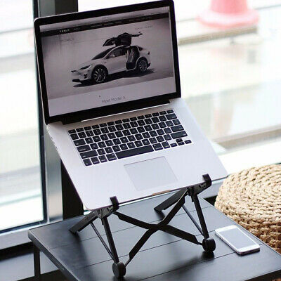 AU23.70 • Buy NEXSTAND K2 Adjustable Folding Laptop Stand Portable Notebook Table Desk Tray AU