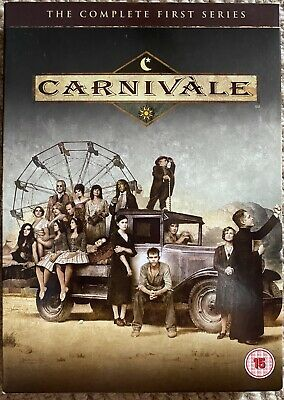 Carnivale - Series 1 (DVD, 2005, 6-Disc Set, Box Set) Complete First Series HBO • 8.45£