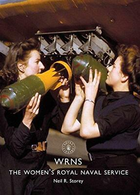 WRNS: The Women's Royal Naval Service (Shire Library), Very Good Condition Book, • 4.01£