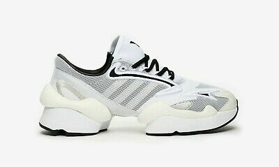AU457.65 • Buy Adidas Y 3 Yohji Yamamoto Ren In White And Black Mens Trainers