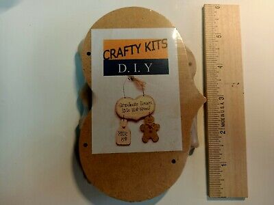 AU5 • Buy Wooden Craft Kit D.i.y Projects (4839)
