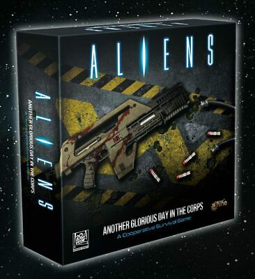 Aliens: Another Glorious Day In The Corps Board Game • 40£