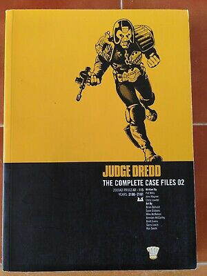 Judge Dredd: V. 2: Complete Case Files By Pat Mills, John Wagner (Paperback, 20… • 9.99£
