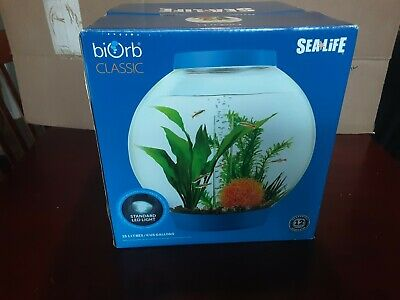 Sea Life BiOrb Classic 15L/4 US Gallons • 50£