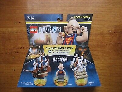 AU45 • Buy LEGO Dimensions The Goonies Level Pack 71267.Brand New Sealed.