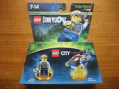 AU35 • Buy LEGO Dimensions Lego City Fun Pack 71266. Brand New And Sealed.