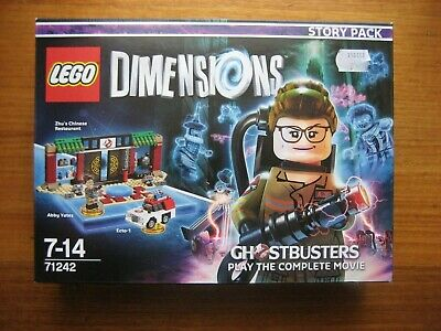 AU36 • Buy LEGO Dimensions Ghostbusters Story Pack 71242. Brand New And Sealed.