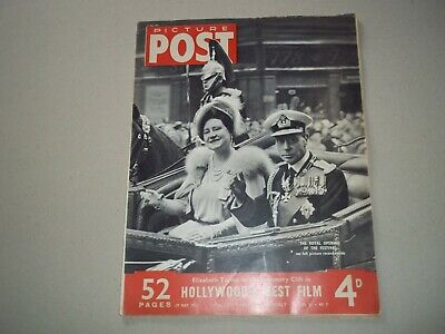 Picture Post Magazine 19 May 1951 Festival Of Britain, A Place In The Sun • 6.50£