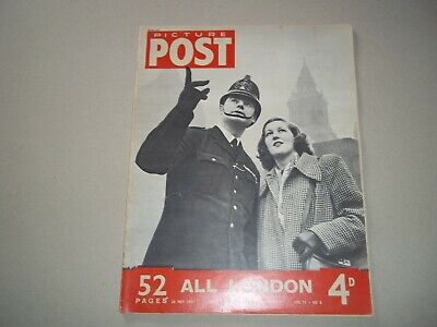 Picture Post Magazine 26 May 1951 London • 6.50£
