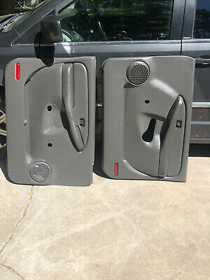 $179 • Buy 03 SIlverado Sierra USED Door Panels