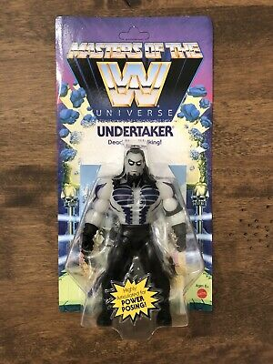 $39.95 • Buy WWE Masters Of The Universe The UNDERTAKER New Walmart Exclusive On Card