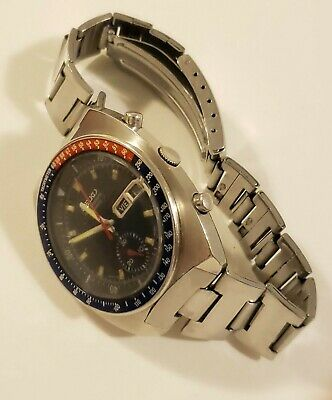 $ CDN850 • Buy Vintage Seiko Chronographwatch 6139_6002